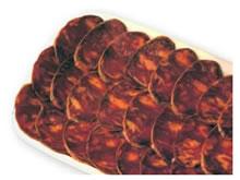 Chorizo Ibérique Bellota medio kilo