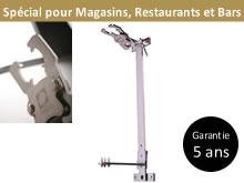 Support à Jambon Spécial pour Restaurants